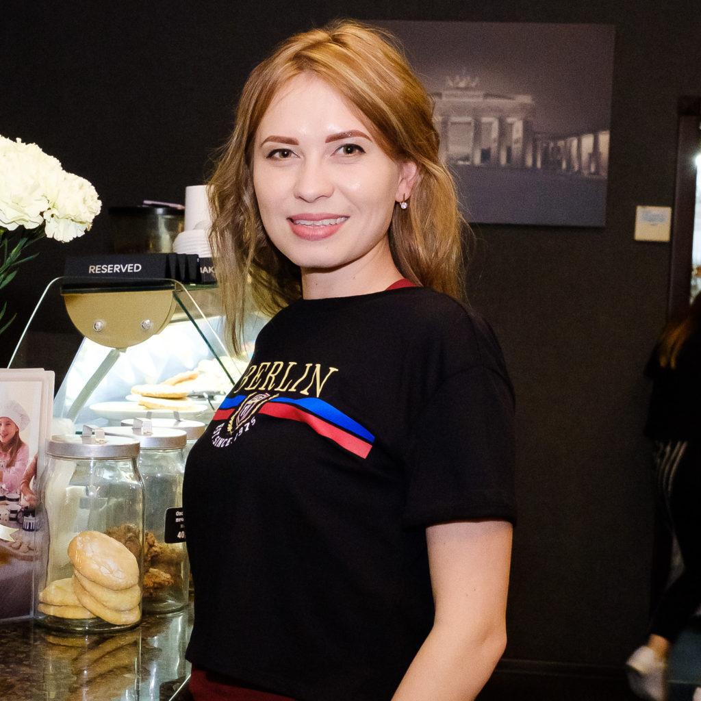 Данилина Ирина