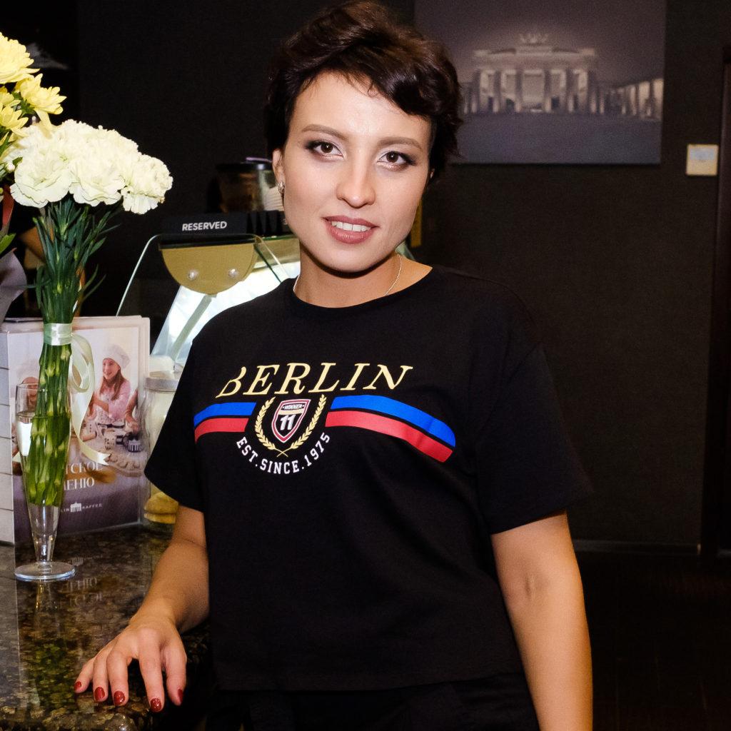 Анна Лаврентьева